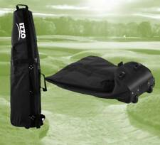 """Izzo Golf Large Wheeled Travel Cover/ Flight Bag Style Fits Bags Upto 10"""""""