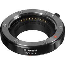 FUJIFILM MCEX-11 11mm Extension Tube for FUJIFILM X-Mount (NEW)