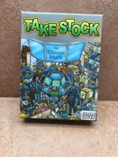 Take Stock card Game By Simon Hunt zman games