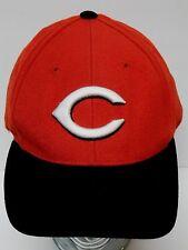 CINCINNATI REDS MLB MAJOR LEAGUE BASEBALL Puma Advertising SNAPBACK HAT CAP