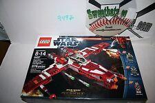 RETIRED Lego Star Wars 9497 Republic Striker Class Starfighter NIB New In Box