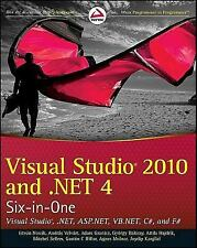 Visual Studio 2010 and .NET 4 Six-in-One-ExLibrary