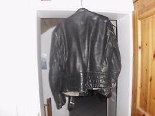 Harro, Lederjacke,Harro Rennweste, Größe 52,Vintage Jacket,Rennweste