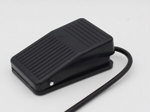 Fußtaster Pedal Schalter Fußschalter max. 230V 10A  Öffner / Schließer #969