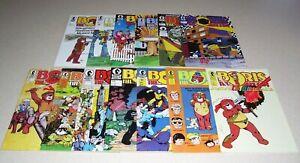 Boris the Bear #1-#12 & Instant Color Classics #1 - lot of 13 Dark Horse Comics
