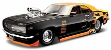 Maisto 1:24 1968 CHEVROLET CAMARO Z/28 Diecast Model Car Toy New In Box