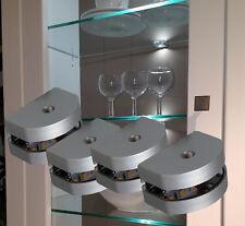 LED 3-Seiten Glasbodenbeleuchtung Glaskantenbeleuchtung Regalbeleuchtung 2295-96