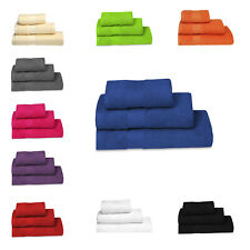 Luxury 100% Egyptian cotton super soft 600 GSM towels hand bath towel bale sheet