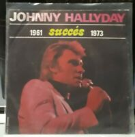 Johnny Hallyday, Succés 1961 - 1973, SP - 45 tours promo  Philips ‎– 6831 977