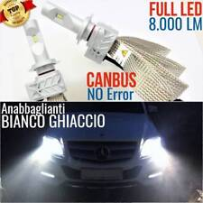 Kit Lampade Luci LED MERCEDES GLK X204 220,200 H7 6500K CANBUS fari AMG xenon