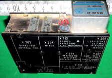 R&S XT 2000A FUNKEMPFÄNGER 5821-12-165-9313 XF-107 S30 QURZFILTER TKZ 4532118
