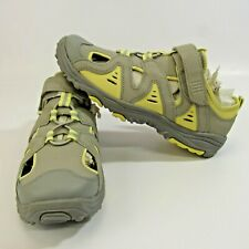 Lands' End Women's Size 7 Outdoor Sport Shoes Agion Antimicrobial Hiking Trekker