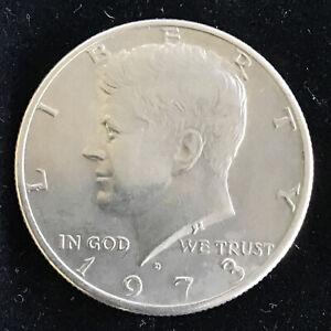 United States, 1973 - D Kennedy Half Dollar .