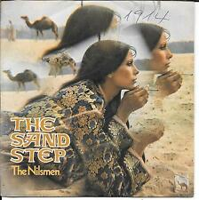 "45 TOURS / 7"" SINGLE--THE NILSMEN--THE SAND STEP / LE WINSTON--ITALIAN PRESS"