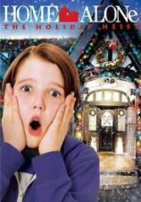 Home Alone Holiday Heist 0024543869122 With Christian Martyn DVD Region 1
