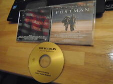 RARE PROMO The Postman CD soundtrack score James Newton Howard FOR CONSIDERATION