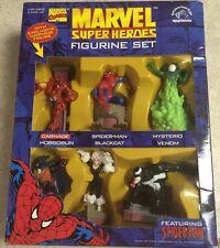 Marvel Superheroes Set de 6 figuras Spider-man/ 6 Marvel figures Set