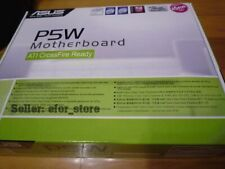 Scheda madre NUOVA ASUS P5W Socket 775 Motherboard P5W DH Deluxe completa