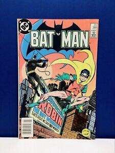 Batman #368 Jason Todd becomes NEW Robin - VERY GOOD CONDITION! RARE.