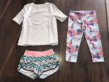 Lot Of 3!  Ivivva Clothes.  Size 14