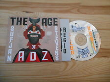 CD Folk Sufjan Stevens-The Age of multipagina (11) canzone Asthmatic Kitty
