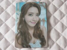 (ver. Yoona) Girls' Generation SNSD 5th Album Lion Heart Photocard KPOP