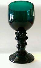 Antico Renano BLU PAVONE Calice da vino.c1795