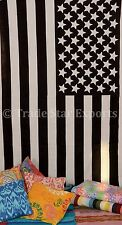 American Flag Tapestry Wall Hanging Indian Tapestries Hippie Bedding Deco Throw
