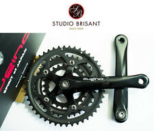 Sugino XD 2 600t Manovella Set 46/36/26t 170 mm crankset BLACK MTB ROAD BIKE