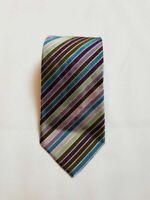"Charles Tyrwhitt Jermyn Street London Mens Striped Neck Tie 61"""