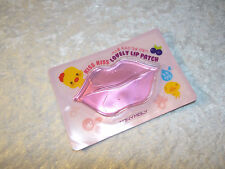Tony Moly Kiss Kiss Lovely Lip Patch Serum Moisturize Hydrate Soft Lips Unisex