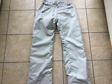 Ladies ski trousers grey 16