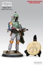 Star Wars Boba Fett Premium Format 1/4 Scale Statue Figure Exclusive Ver. New