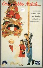 Caro Babbo Natale (1992) VHS CIC Video  1a Ed.-  Robert Lieberman - rara