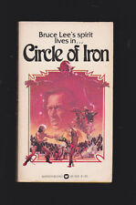 CICLE OF IRON.FIRST ED.BRUCE LEE.DAVID CARADINE.MOVIE TIE IN.NICE COPY!VERY RARE