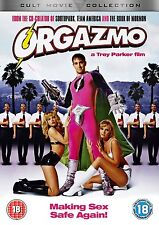 ORGAZMO Trey Parker Ron Jeremy DVD FILM in Inglese NEW .cp