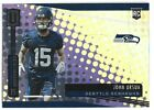2019 Unparalleled Football JOHN URSUA Seahawks 7th Round Pick Rookie Card R/C. rookie card picture