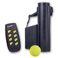 DogTrace D-Kugeln Fernbedienung Tennisball Tropf Launcher Werfer Cannon Hund