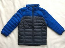 POLO RALPH LAUREN Boy's Down Jacket Puffer Coat Winter Fall Blue NWT $135 SIZE 6
