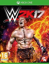 WWE 2K17 2017 XBOX ONE TEXTOS EN CASTELLANO NUEVO PRECINTADO XBOX ONE