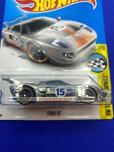 Hot Wheels 2016 Zamac  Ford GT
