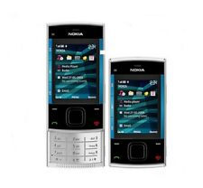 Original Nokia X Series X3-00-Black/red (Unlocked) Slider  3.2MP Cellular Phone