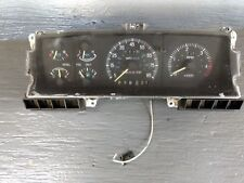 87-91  FORD DIESEL TRUCK GAUGE INSTRUMENT CLUSTER E7TF-10C956-A