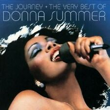 """DONNA SUMMER """"THE JOURNEY - THE VERY BEST OF"""" CD NEW"""