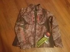 New~Under Armour UA Coldgear Infrared Scent Control Women Medium Camouflage Pink