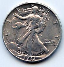Walking Liberty half 1946-s (SEE PROMO)