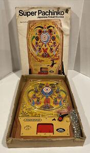 Vintage 1975 Super Pachinko Japanese Pinball Machine Epoch Co. Ltd Japan