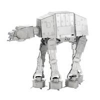 Fascinations Metal Earth AT-AT Star Wars Laser Cut 3D-Metal Model Kit