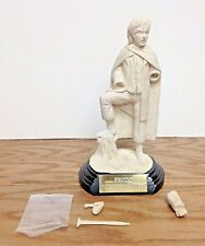Frodo Baggins Lord of the Rings 2001 SAMPLE Statue Maquette with stand
