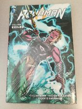 Aquaman Volume 7 Exiled Collects #41-48 Dc Comics Hc Hard Cover New Sealed